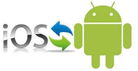 transfer between ios and android