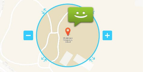 How to Get Automatic SMS when Kids Enter and Exit School