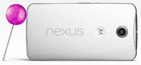 google nexus6
