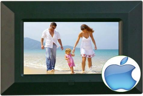 ipad digital photo frame