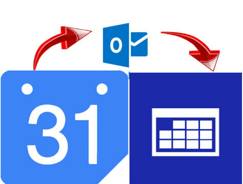 Sync Google Calendar in Windows Calendar App