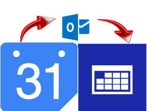 Sync Google Calendar in Windows Calendar App