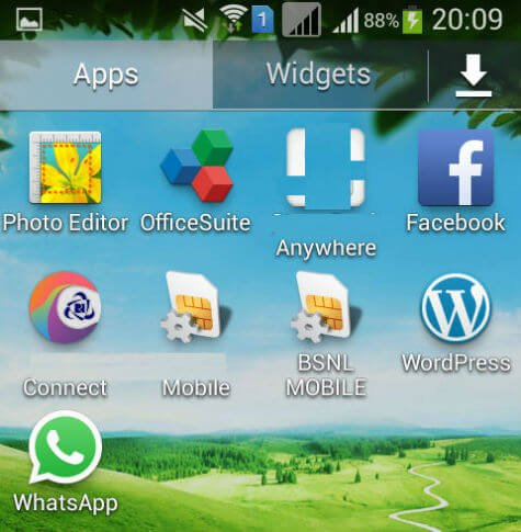 how to delete unwanted apps from android