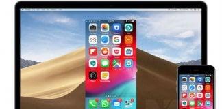 Record iPhone Screen Voice Mac