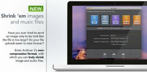 Archiver mac app