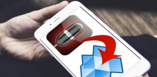 Record iOS Voice Memos