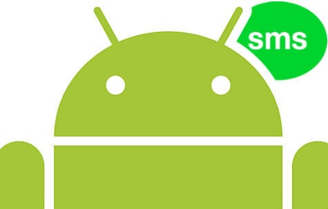 android sms hide