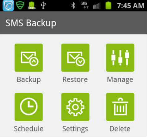 Best 7 Android Apps to Backup SMS from your Android Phone