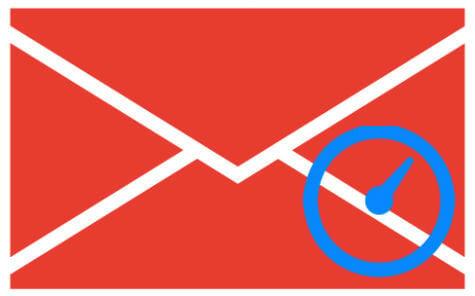gmail sendlater email