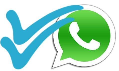 whatsapp message ticks