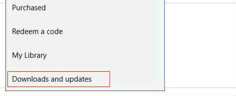 windows store auto update disable