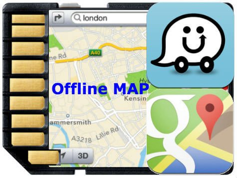 How to Get Waze and Google Map Offline to Save Mobile Data