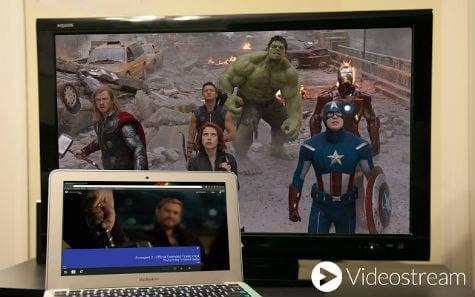 Videostream for Google