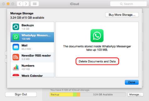 mac icloud backup