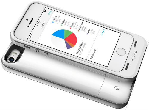iphone battery and memory pack