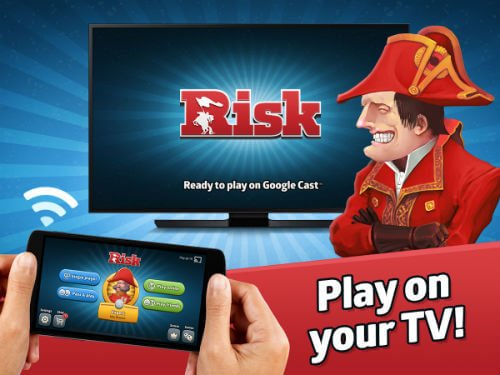 RISK Big Screen