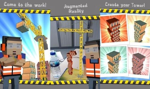 Tower Construction 3D Game