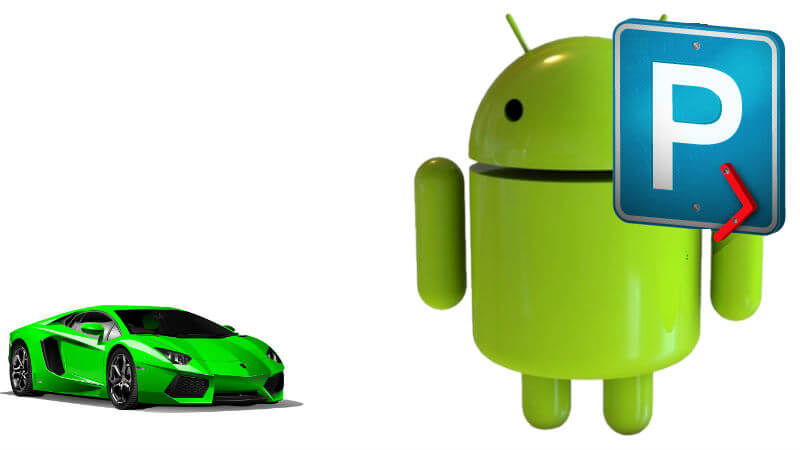 android best parking apps & parking finder