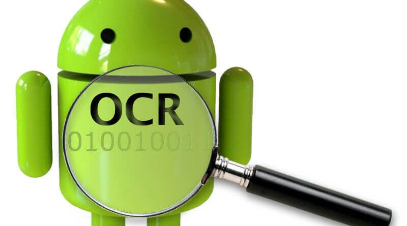 Android OCR apps