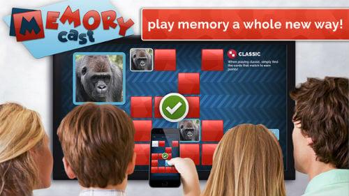 Memory Cast for Chromecast