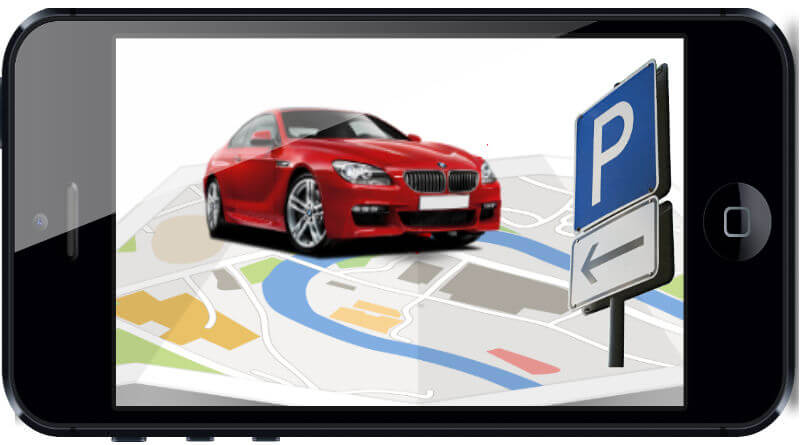 Towed Car Finder >> 7 Best Iphone Parking Apps With Parking Lot Finder Parked