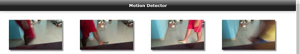 android motion detector images