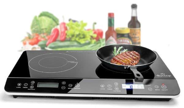 Duxtop 9620LS Portable Double Induction Cooktop
