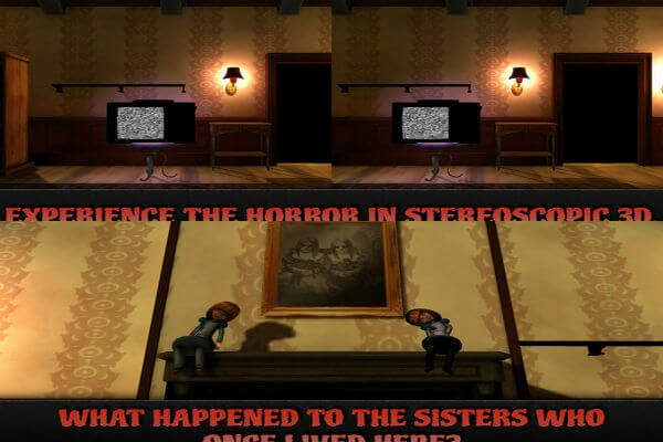Sisters A Virtual Reality Ghost Story VR