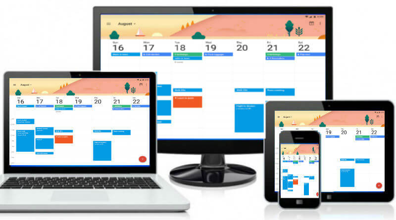 Google Calendar for All Device_f