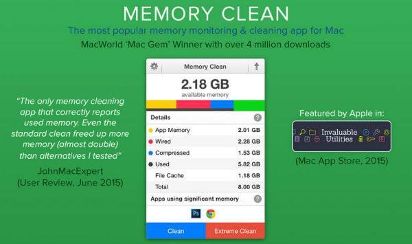 memory-clean