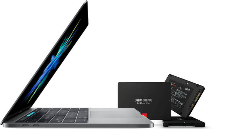 ssd for mac