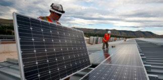 google tool check solar panel area