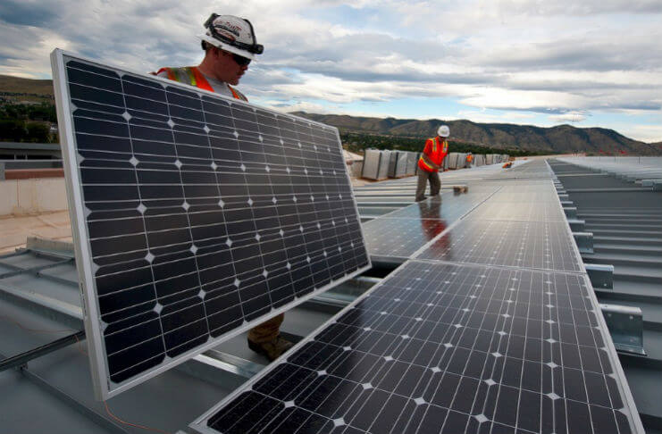 Google Solar Roof >> Google Tool Can Project Sunlight Solar Panel Area On Your Roof
