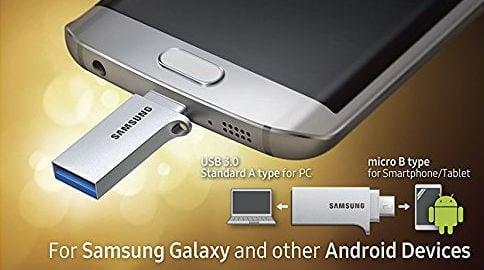 Samsung USB Flash Drive Duo