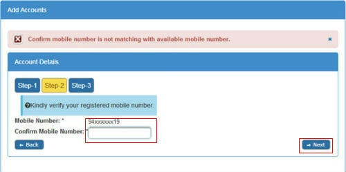 BSNL new self care portal registration