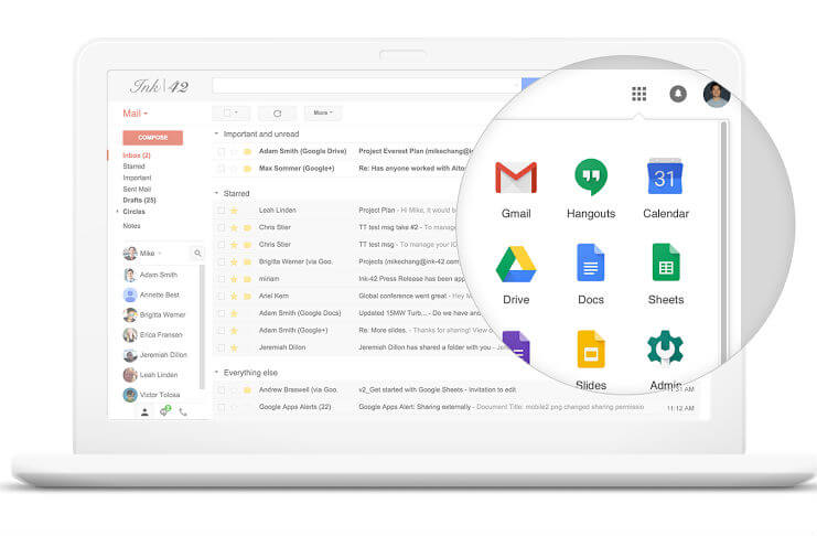 12 Best GSuite Products to Perform Your Business Well.