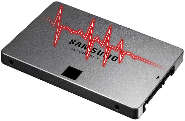 SSD Life Time Monitor