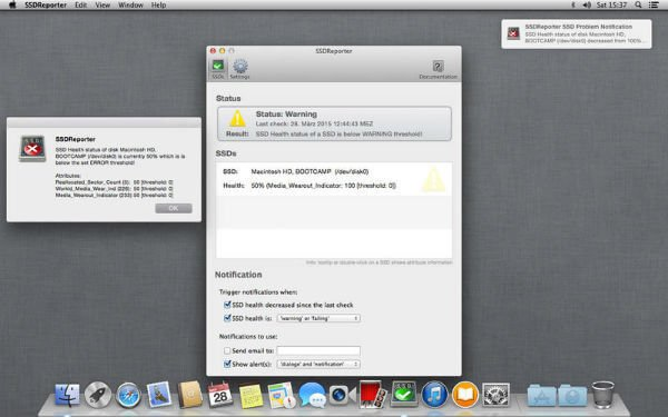 SSDReporter MAC