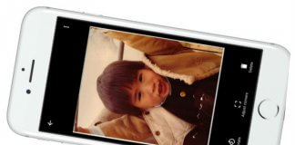 scanning old photos iOS apps