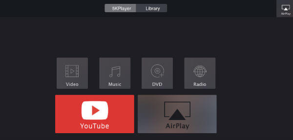 5KPlayer Airplay