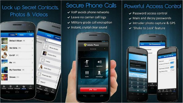 CoverMe Secure