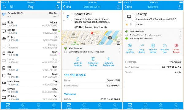 8 Best iPhone WiFi Tools and Network Analyzer Apps | Mashtips