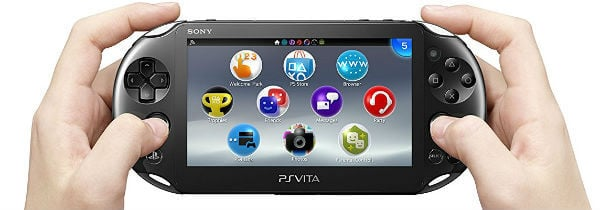 memory card for PS Vita