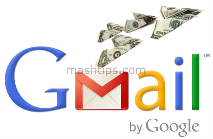 transfer money online with Gmail