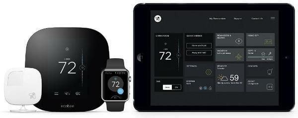 Ecobee3 Alexa Thermostat