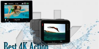 Best 4K Action Sports Cameras