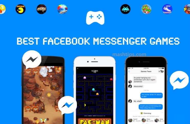 Best Facebook Messenger Games