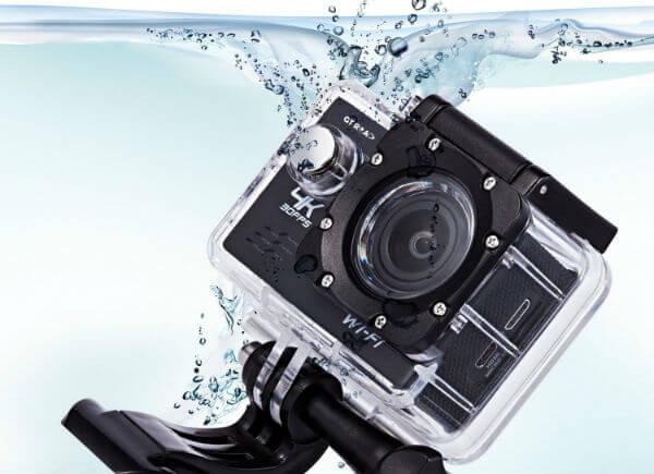 GT ROAD4K Ultra HD Action Camera