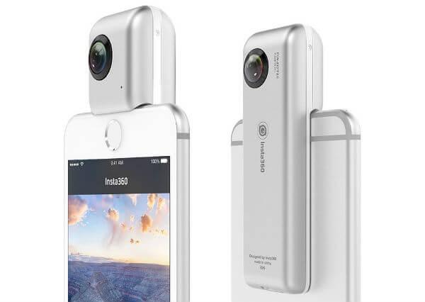 Insta360 Degree Camera VR 3D