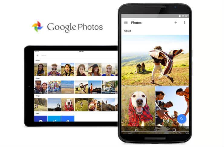 Google Photos Sharing Features